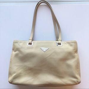 Prada Vintage Shoulder Bag - Soft Calf Leather